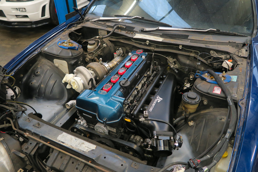 The One About The S14 2JZ Conversion – Slide Motorsport