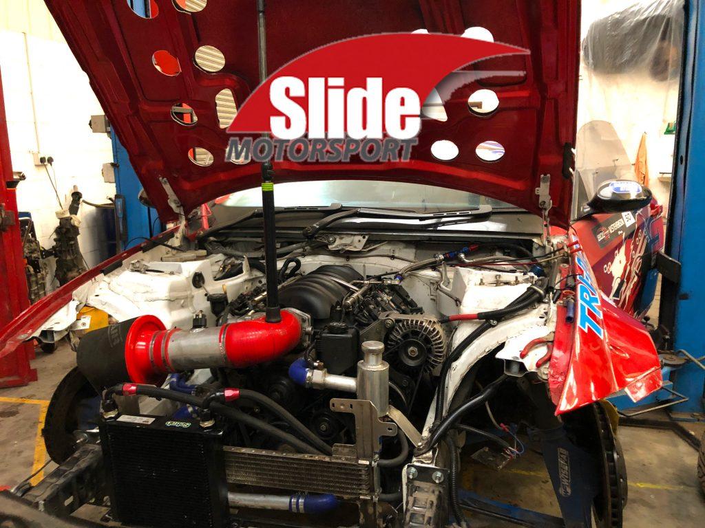 Engine Conversion – Slide Motorsport