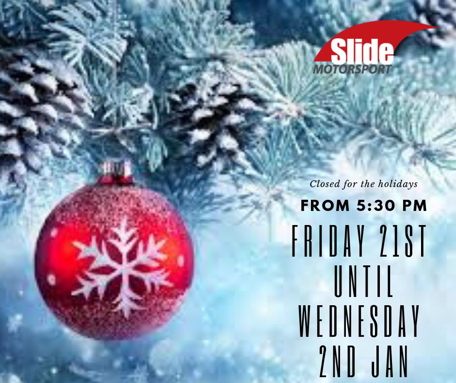 Christmas Holidays Pictures.Christmas Holidays 2018 Slide Motorsport